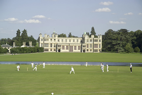 Audley End, an early 17th century country mansion