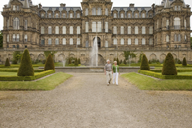 The Bowes Museum in County Durham