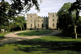 Castle hotel, Clearwell, Gloucestershire