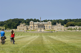 18th Century manor house on the Holkham Hall Estate