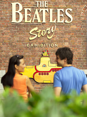 The Beatles Story Exhibition and Memorabillia Shop