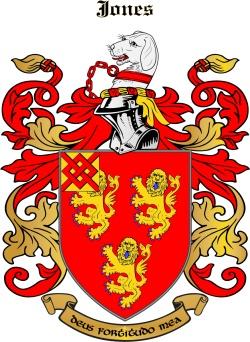 Johnys family crest