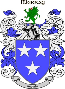 MCMURRAY family crest
