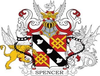 Spenser family crest